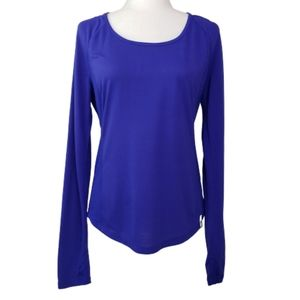 Under Armour Semi Fitted Wicking Top   VGC